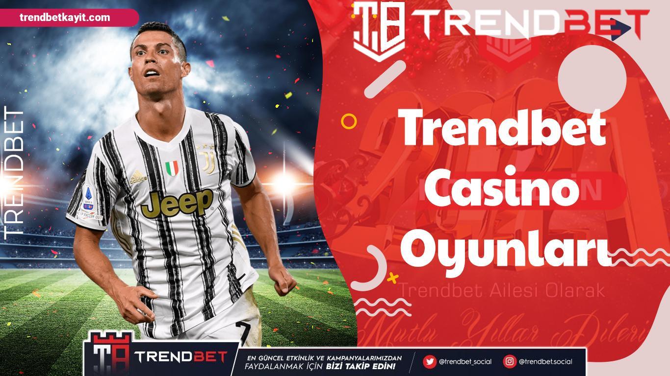 Trendbet Casino Oyunları