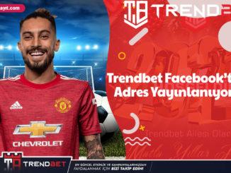 Trendbet Facebook'ta Yeni Adres Yayınlanıyor mu