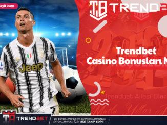trendbet Casino Bonusları Neler